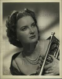 1946 Press Photo Leona May Smith, Famed Trumpet Virtuoso ...