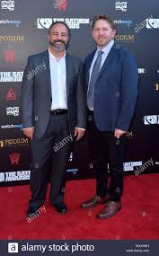 Justin Richmond and Aaron Ehasz attending the 45th Annual Saturn Awards at  Avalon Hollywood on September 13, 2019 in Los Angeles, California Stock  Photo - Alamy