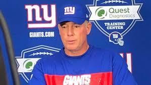 New York Giants fire head coach Pat Shurmur - TSN.ca
