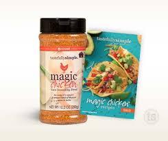 magic en taco seasoning blend