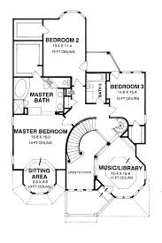victorian house plan with 3 bedrooms