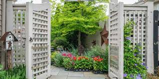 25 Fantastic Garden Fence Ideas Trees Com