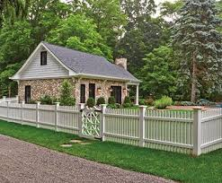Custom 4 Ft Sudbury Picket Fence Wood Fence Vinyl Fence Metal Fence From Walpole Outdoors
