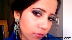 indian makeup tutorial guest bridal