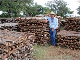 Big Wooden Posts We Have Both 1 And 2 Cedar Stays For Your Fencing Projects Cedar Fence Posts Cedar Fence Wooden Posts