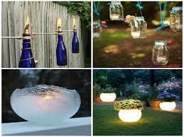 27 unique diy outdoor lighting ideas