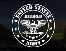 Us Army Retired Colonel Window Decal Sticker Car Truck Computer Etc Ebay