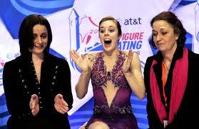 Ashley Wagner, Irina Romanova, Priscilla Hill - Priscilla Hill ...