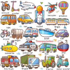 Amazon Com Amaonm Removable Kids Room Wall Stickers Murals Transportation And Name Wall Decals Diy Bus Train Rocket Truck Wall Decor For Baby Children Bedroom Boy And Girl Nursery Room Classroom Living Room