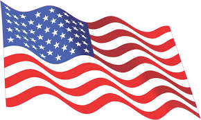 10in X 6in Waving American Flag Sticker Decal Stickers Window Vinyl Decals American Flag Sticker American Flag Sticker Decals American Flag Drawing
