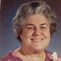 Memories of Louise Adele Parker