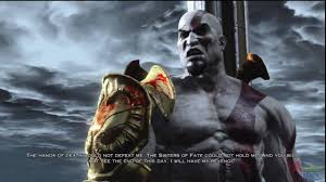 your favorite quote from the god of war franchise godofwar