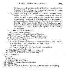 Magdalena Hoffman (Schuyler) (1764 - 1797) - Genealogy