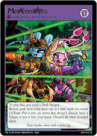 neopets tcg card of the day