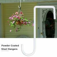 Vinyl Fence Hook Patio Hook Steel Hangers Outdoor Wreath Hanging Siding Hangers Ebay