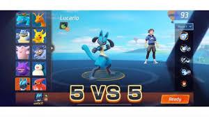 Pokemon Unite: Nintendo and Tencent collaborate - Revtechno