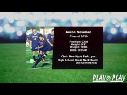 Aaron Newman 2018 Highlights - YouTube
