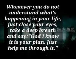 quotes about understanding god s will quotes