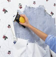 free old wallpaper removal