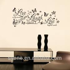 3d Wall Sticker Butterfly Art Vinyl Quotes Live Laugh Love Wall Decals Letters Words Flower Decorative Wall Stickers Home Decor Buy 3d Wall Sticker Butterfly 3d Flower Decorative Wall Stickers Live Laugh Love