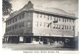 historic edgewater hotel turns 90