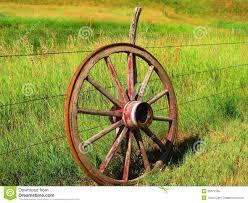 Wagon Wheel Stock Photo Image Of Nature Wagon Wheel 35671196
