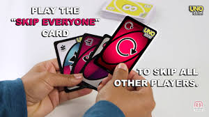 how to play new uno flip you