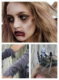 costumes gothic makeup