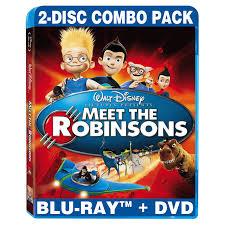 Meet The Robinsons - Standard 1 BD-2D + ...