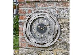10 garden wall clock thermometers we