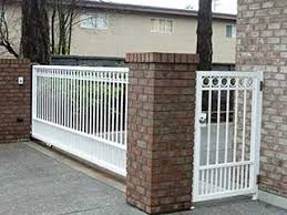 Modern Iron Gate Design Options Santa Monica Ca