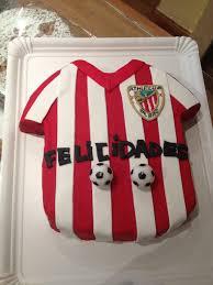 Tarta Fondant Del Athletic Club De Bilbao Helarte Blog