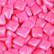 Dubble Bubble Original Pink Chewing Gum • Gumballs, Bubble Gum ...
