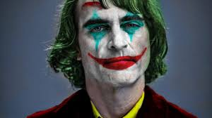 do your joker make up in photo by