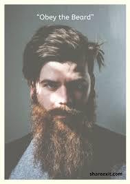beard quotes beard status beard captions shareexit