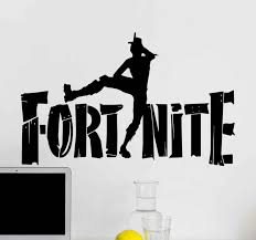 Fortnite With Skin Video Game Sticker Tenstickers