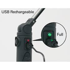 Đèn pin sạc cao cấp làm việc ngoài trời và trong nhà (trục linh hoạt với đế  gắn từ) A&TK NHẬT BẢN – CRZ-001, giá chỉ 720,000đ! Mua ngay kẻo hết!