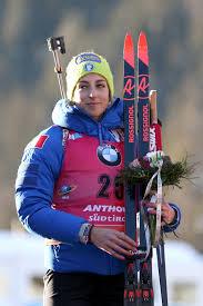 Lisa Vittozzi quinta nella sprint di Anterselva, ora è a -12 da ...