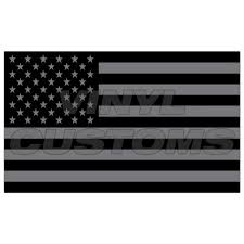 American Flag Tactical Subdued Vinyl Decal Sticker V2 Etsy