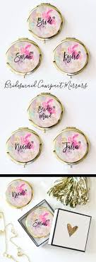 10 unique bridesmaids gifts on etsy