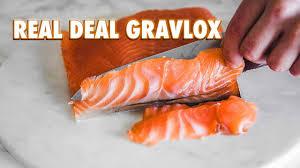 easy homemade gravlox optional cold