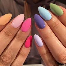 every type of manicure