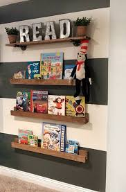 Pin By Kelsey Hester On Traumhaus In 2020 Bookshelves Kids Toy Rooms Diy Bookshelf Kids