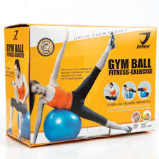 jason fitness gym ball anti burst แถม