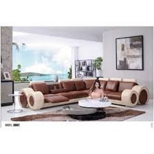 chinese genuine leather sofa sets