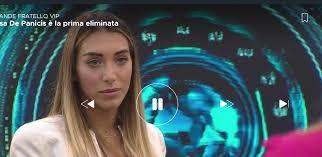 Grande Fratello Vip 2020, Elisa De Panicis la prima eliminata ...