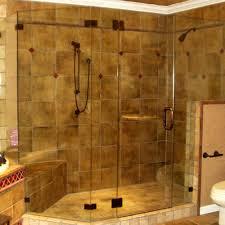 frameless all glass shower enclosures