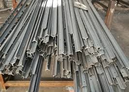 Hot Dip Galvanized Y Fence Post Corrosion Resistance For Fish Farming