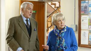 Butterflies stars Wendy Craig and Bruce Montague: 'We're playing naughty  seniors in Doctors!'