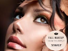 makeup tutorials how to do fall